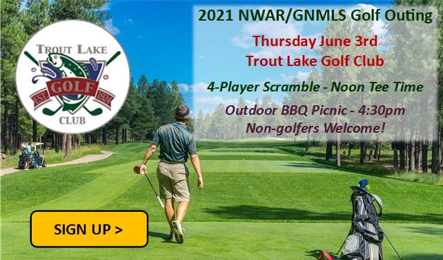 2021 NWAR/GNMLS Golf Outing